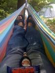 Me in a hamock